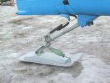 Лыжа на СМ в сборе